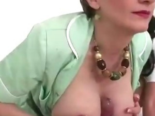 Cuckold watches titty fuck fest Sex Tubes