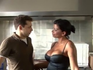 Big Tits European Italian  Mom Old and Young