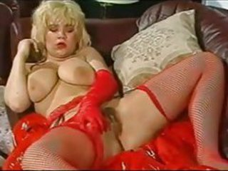 Big Tits Blonde  Natural Stockings Vintage