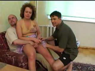 Amateur Gangbang  Old and Young