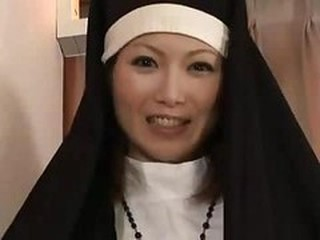 Creaming Dominant The Nun