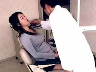 Perverted Dentist sedates young Patient