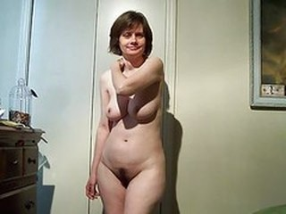 Amateur Homemade  Natural  Stripper Wife