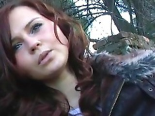 Amateur Cute Outdoor Pov Public Spanish Young