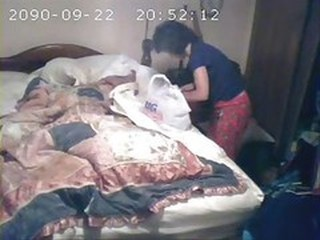 First Time HiddenCam Mom
