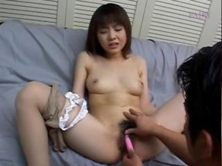 Asian Babe Cute Hairy Japanese Teen Toy