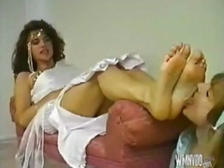 Feet Licking Vintage