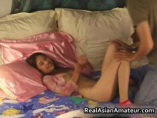 Amateur Asian Cute Skinny Teen