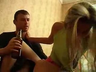 Amateur Drunk Teen