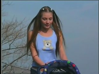 Babysitter Cute  Outdoor Teen