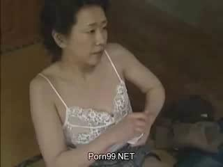 Asian Japanese Lingerie Mature