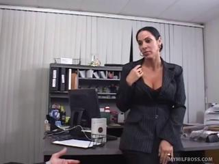 Big Tits  Office Secretary