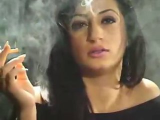 Persian Girl Smoking