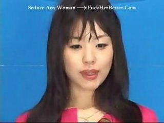 Asian Babe Bukkake Cute Public