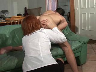 Hot French Mature Casting