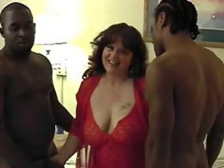 Amateur  Gangbang Interracial Lingerie   Wife