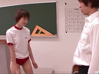 Asian Japanese School Teacher Teen Uniform