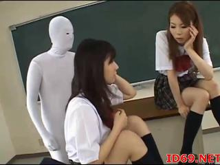 Asian Fetish Japanese School Student Teen Uniform