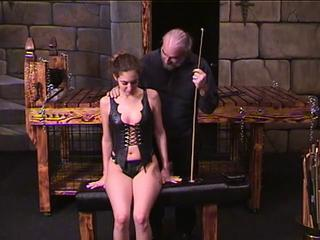 Daddy Lingerie Old and Young Slave