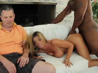 Husband Watches Kristal Summers Get Fucked