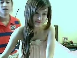 Asian Girlfriend Teen Webcam