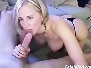 Amazing Blonde Blowjob Cute  Wife