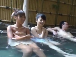 Asian Babe Pool