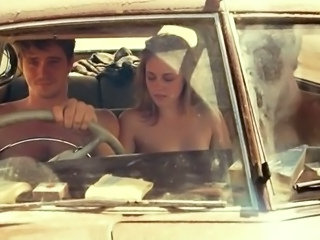 Kirsten Stewart Nude - On The Road