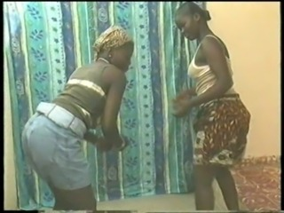 Amateur Dancing Ebony Vintage