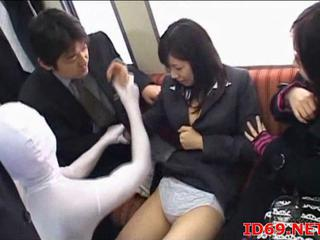 Japanese teen schoolgirl fingered