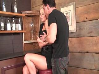 Blonde Phoenix Marie Wants Marco Banderas' Cock In A Hole, Now