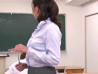 Asian  School Teacher