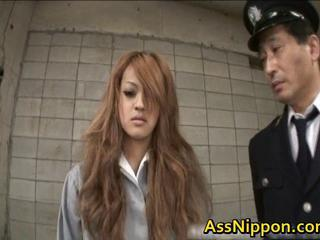 Asian Babe Cute Japanese  Prison