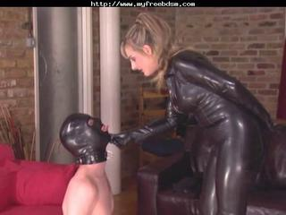 Dominant babes in latex