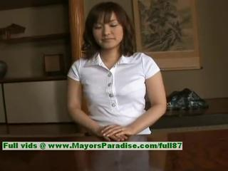 Nao Ayukawa cute asian girl likes fucking ...