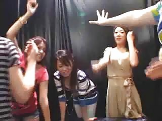 Fantastic Japanese Group Enema (Part1)