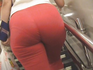 Delicious Candid Asses & Other Surprises In Hd