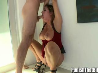 Big Tits Blowjob Forced Hardcore  Natural