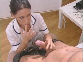Mya Diamond nurse...