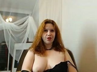 Amateur Chubby Mature Redhead