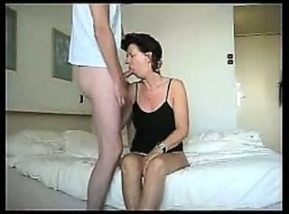 REAL Mother Lass Blowjob Video