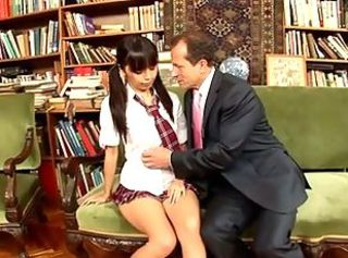Daddy Old and Young Student Teacher Teen Uniform