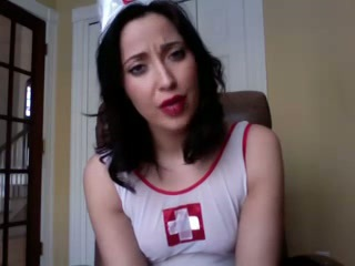Nurse Uniform Webcam
