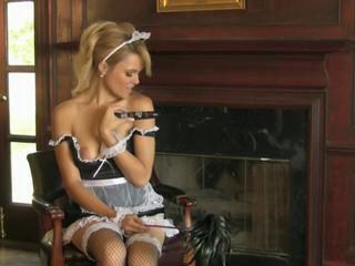Babe Maid Solo Stripper Uniform