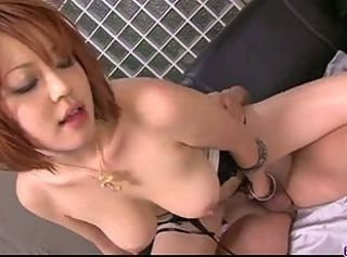 Asian Japanese Riding Teen