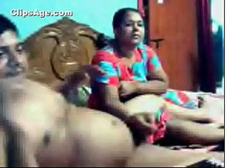 Local Indian desi couple live webcam nude sex video captured and le...