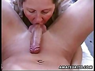 Blowjob Homemade Mature Pov Wife