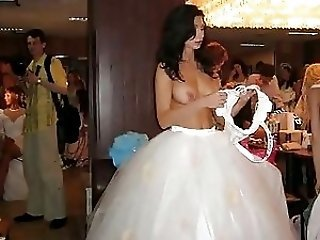 Luscious Real Brides!