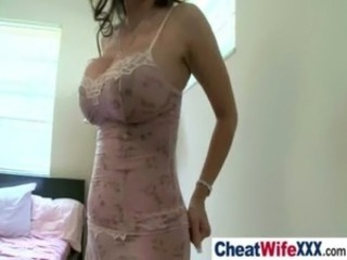 Big Tits Lingerie Webcam Wife