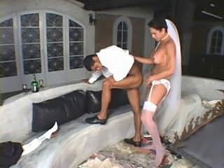 Shemale bride cocks